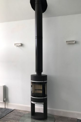 wood burning scan stove 2 Sussex stove and maintenance